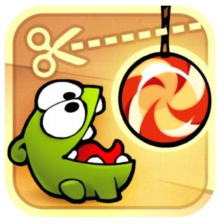 Cut The Rope Android App for Free | Common Sense With Money