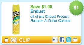 endust product coupon