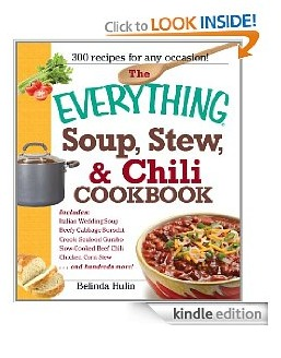 everything soup stew chili cookbook