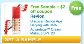 free revlon sample