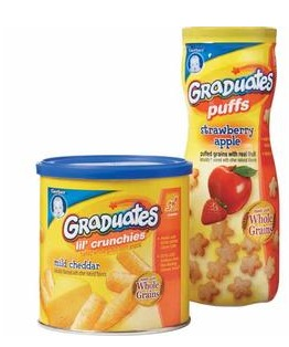 gerber graduates coupon