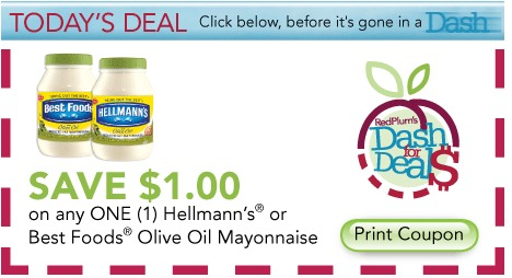 hellmanns mayo coupon