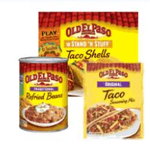 hot new 0 501 old el paso coupon free at shoprite Old El Paso Printable Coupons
