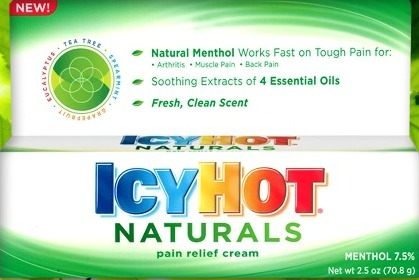 icyhot sample