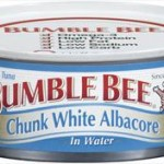 Inexpensive Bumble Bee Tuna @ Hannaford