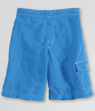lands end shorts