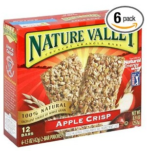 nature valley granola bars amazon