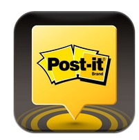 postit popups app