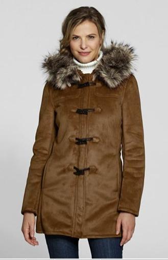 shealing coat