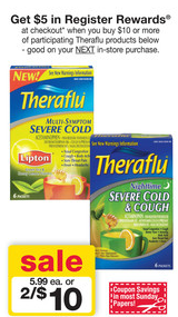 theraflu printable coupons
