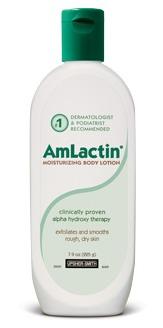amlactin sample
