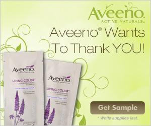 aveeno sample