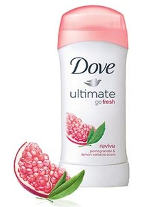 dove deodorant sample