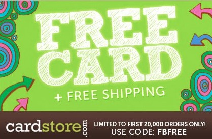 free card cardstore