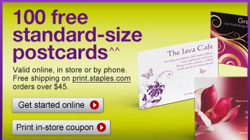 free post cards
