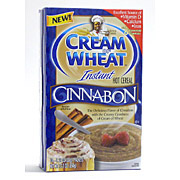 Free Sample of Cream of Wheat Cinnabon Hot Cereal Plus Coupons