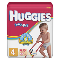 FREE Sample of Huggies Snug & Dry Diapers