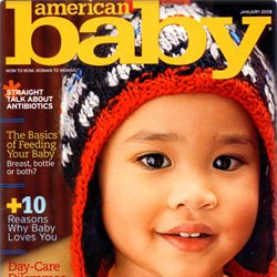FREE subscription to American Baby!