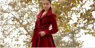 hautelook coat