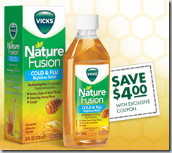 nature fusion coupon