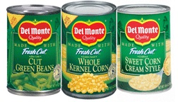 del monte printable coupons