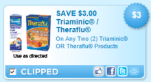 theraflu coupon