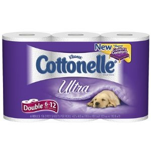 Walgreens: 2 Cottonelle Ultra 12 Packs for $3.50