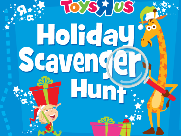 sweepstakes roundup toys r us holiday scavenger hunt philosophy instant win game