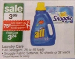 all detergent Walgreens