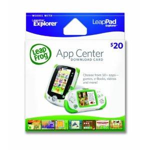 app center download card