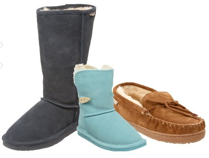 bearpaw endless