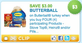 picture regarding Butterball Coupons Turkey Printable identify Butterball Turkey Printable Discount codes Conserve $3 off Popular