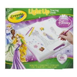 crayola tracing desk