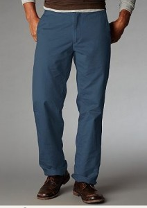 Dockers Soft Khaki Classic-Fit Flat-Front Pants for $9.79 Shipped ...