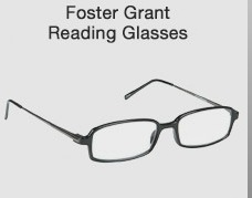 foster grant reading glasses