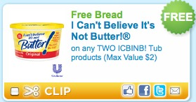 free bread printable coupons