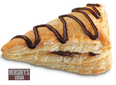 free chocolate turnover
