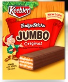 keebler fudge sticks