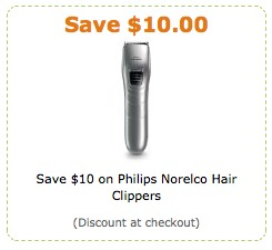 norelco hair clippers
