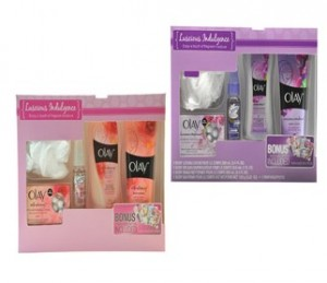 olay gift packs 300x259 Olay Luscious Holiday Gift Packs  for $10 Shipped