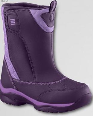snowflurry boots