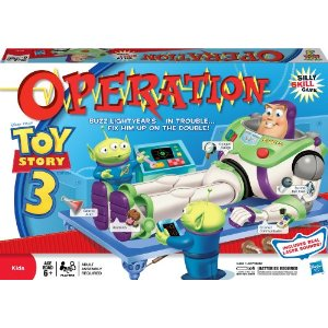 Toys R Us: Toy Story 3 Operation for only $1!