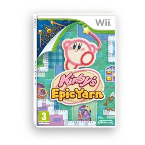 Kirbys Epic Yarn Nintendo Wii  Kirbys Epic Yarn   Nintendo Wii for $8.40