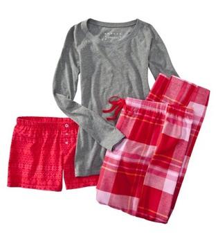 Target pajama set