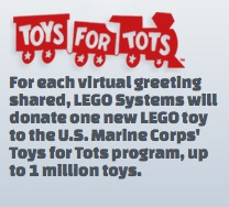 lego toys for tots Free Lego Toy Donation to Toys for Tots