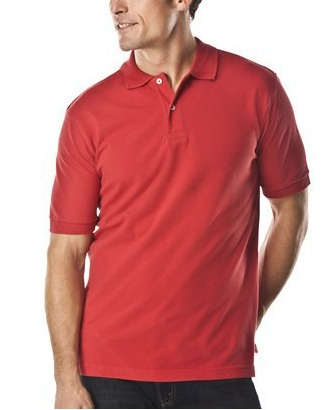 men's merona polo shirts