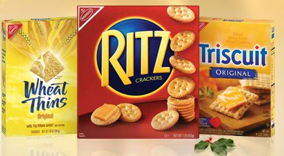NEW B2G1 FREE Nabisco Crackers Printable Coupon!!