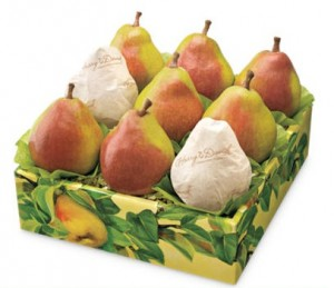 royal riviera pears 300x259 Harry & Davids Royal Riviera Pears for $13.50 per Box ($30 Value)