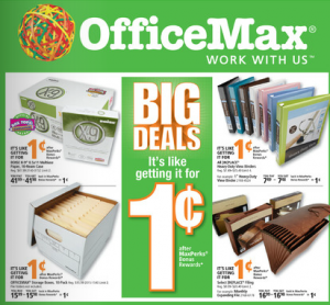 OfficeMax Deals for 01/15-01/21
