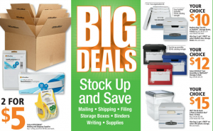 OfficeMax Deals for 01/22-01/28